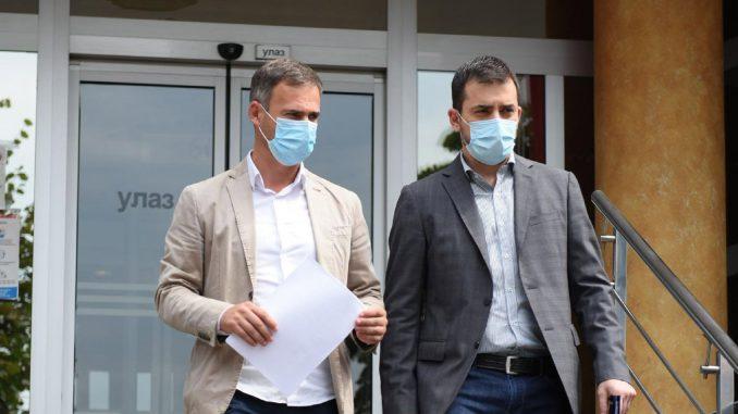 Aleksić: Vučić potvrdio da je suđenje montirano 1