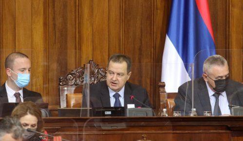 EWB: Dačićeva izjava se razlikuje od izjave poslanika EP 4