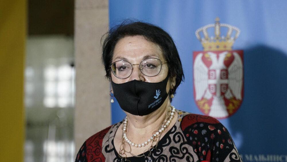 Pejić: Led je odavno probijen imenovanjem Ane Brnabić 1