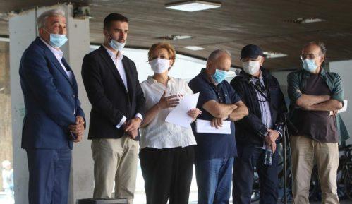 Skupština slobodne Srbije pozvala opoziciju da stane iza jedne pregovaračke platforme 3