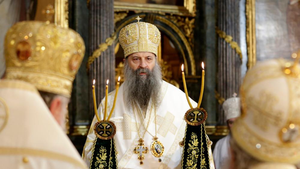 Prva Vaskršnja poslanica patrijarha Porfirija 1