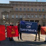Komunisti predali zahtev Skupštini Beograda, traže ulicu Si Đinpinga 5