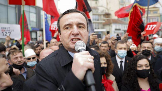 Kurtiju opada podrška, on poručuje da neće u koaliciju posle izbora 4