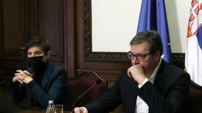 Brnabić: Iskreno se brinem za Vučićevu bezbednost 3