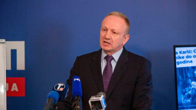 "SSP: Urednik Informera uživo na Pinku ""saopštio presudu Draganu Đilasu"" 1"