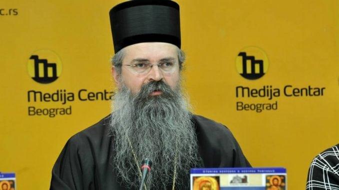 Episkop Teodosije ima koronu 4