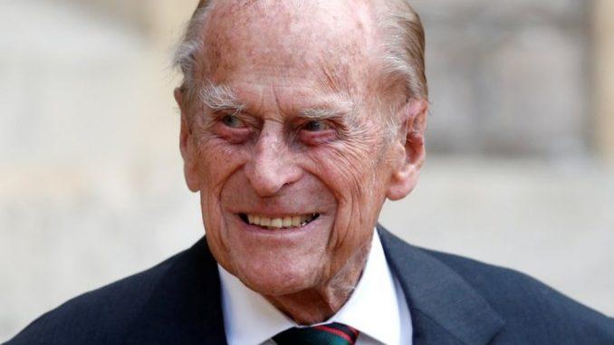 Kraljevska porodica: Princ Filip, suprug kraljice Elizabete, u bolnici 4
