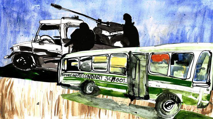 Rat, Somalija i religija: Bivši islamista postao vozač školskog autobusa 3