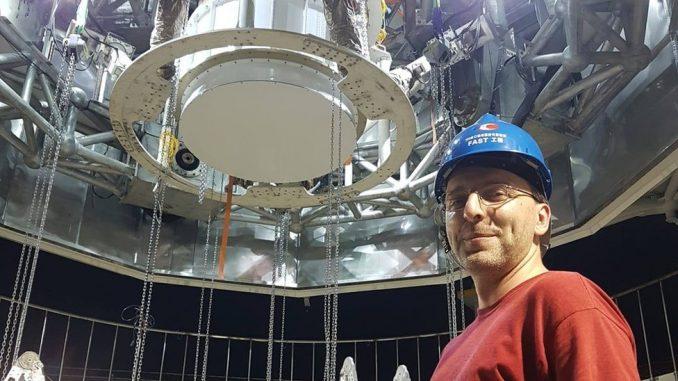Srbija, dijaspora i svemir: Naučnik iz Bečeja jedini je stranac koji radi na najvećem teleskopu na svetu - u Kini 3