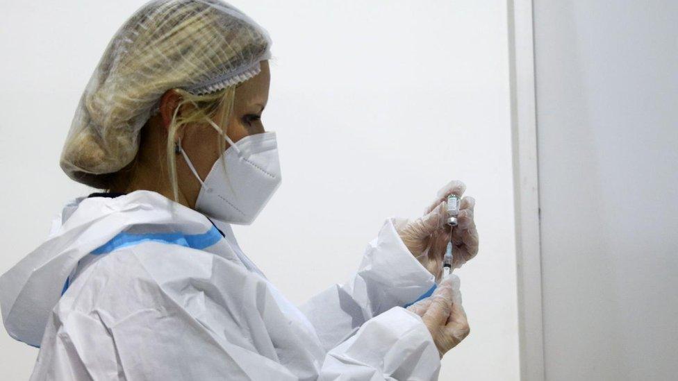 Vakcinacija u Srbiji