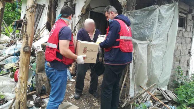 Korona virus i Crveni krst Srbije: Od ratova, preko potraga za nestalima do borbe protiv Kovida-19 5