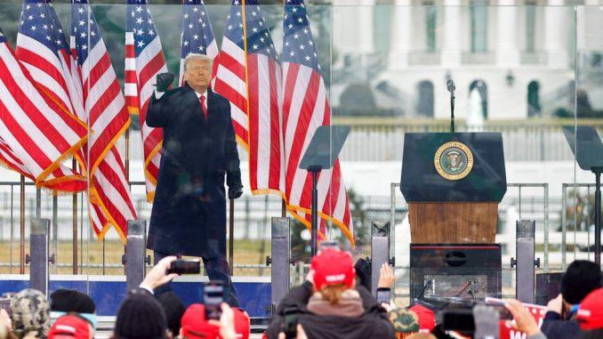 Amerika, Tramp i opoziv: Počinje suđenje u Senatu - šta čeka bivšeg predsednika SAD 5