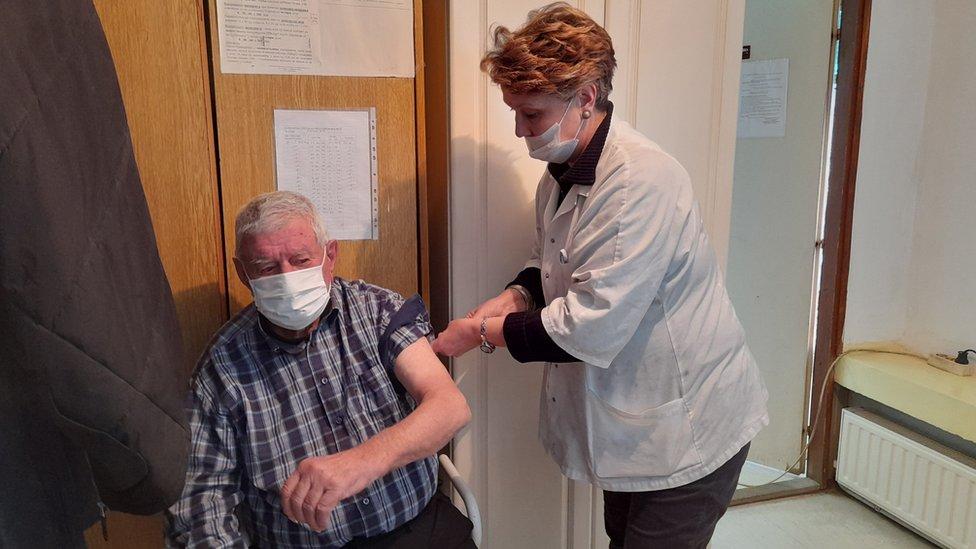 negotin vakcinacija