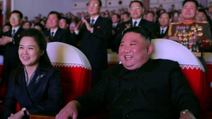 Severna Koreja i Kim Džong Un: Prva dama se pojavila u javnosti posle godinu dana 5