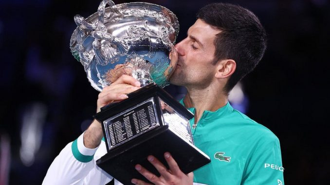 """Novak Đoković i Australijan Open: Za dve nedelje """"pada"""" Federerov rekord po broju nedelja na svetskom vrhu 3"""
