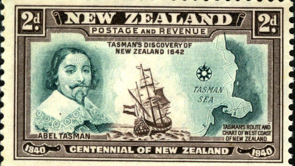 Može se reći da Abel Tasman jeste otkrio veliki južni kontinent, mada nije bio svestan da je njegovih 94 odsto bilo pod vodom