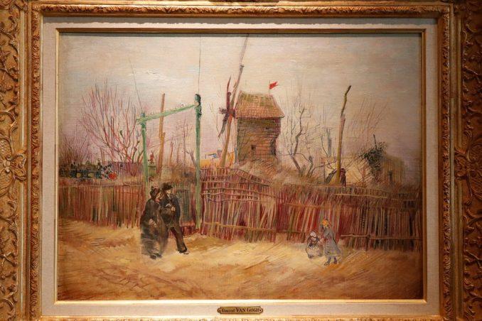 Van Gog i umetnost: Slika Pariza čuvenog umetnika prikazana po prvi put posle 100 godina 5
