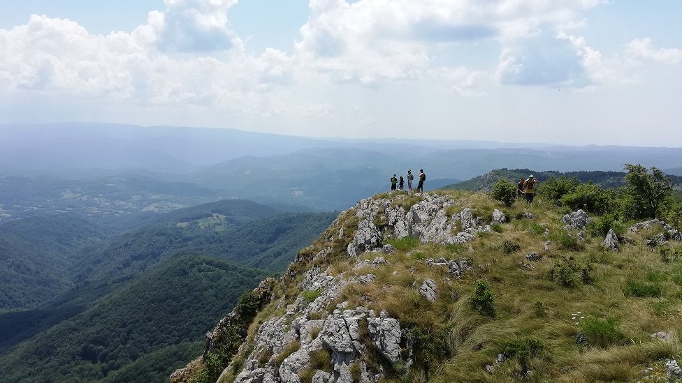 Odlazak u planinu