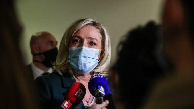 Marin Le Pen oslobođena optužbe da je prekršila zakon o zabrani govora mržnje 5