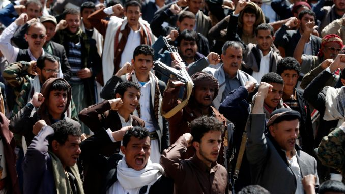 Britanska tehnologija produžava rat u Jemenu 1