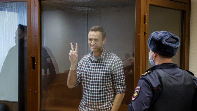 """Navaljni više nije """"zatvorenik savesti"""" 2"""