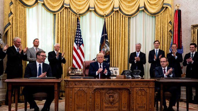 Šest meseci od potpisivanja Vašingtonskog sporazuma 1