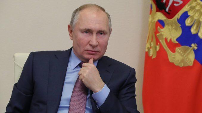 Putin proglasio 10 prazničnih dana u maju radi borbe protiv korona virusa 6