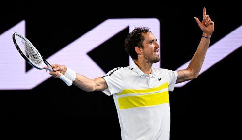 Medvedev skinuo Nadala sa drugog mesta ATP liste 8