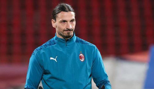 Ibrahimović suspendovan za sledeći meč Serije A 2