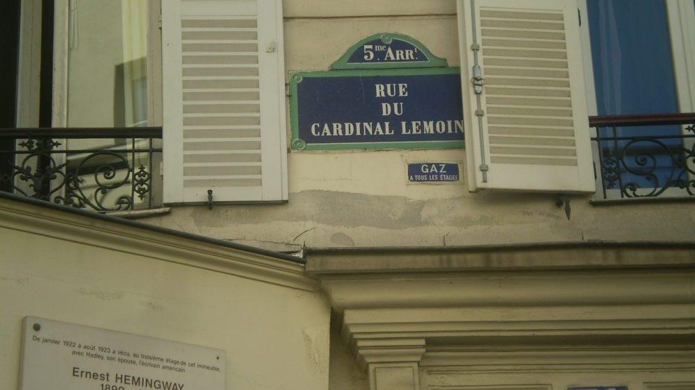 Pariz: Sve adrese Ernesta Hemingveja 1