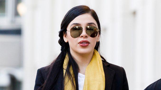 Supruga El Čapoa uhapšena zbog šverca 3