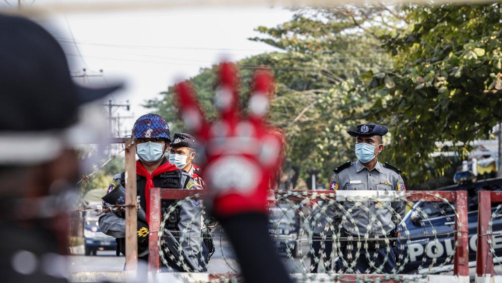Masovne sahrane u Mjanmaru 1