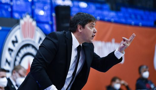 Trener košarkaša Partizana najavio razgovor sa upravom kluba 3