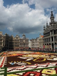 Bilo mi je zanimljivo što Belgijanci misle da smo napredni jer imamo gej premijerku 2