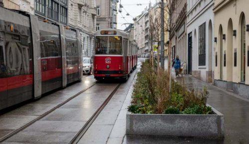 Beč: Zelena ostrva umesto pogrešno parkiranih vozila 4