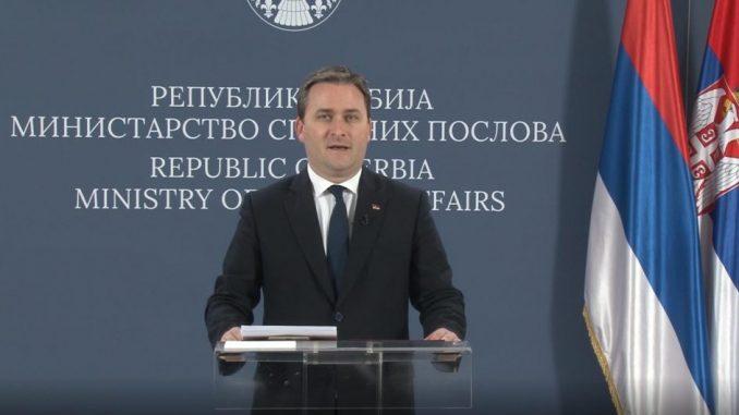 Selaković: U Crnoj Gori je unosan sport za sve okriviti Srbiju 1