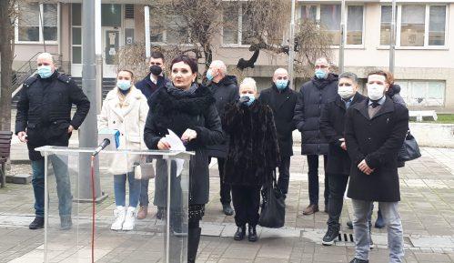 Opozicija kritikovala 100 dana naprednjačke vlasti u Šapcu 12