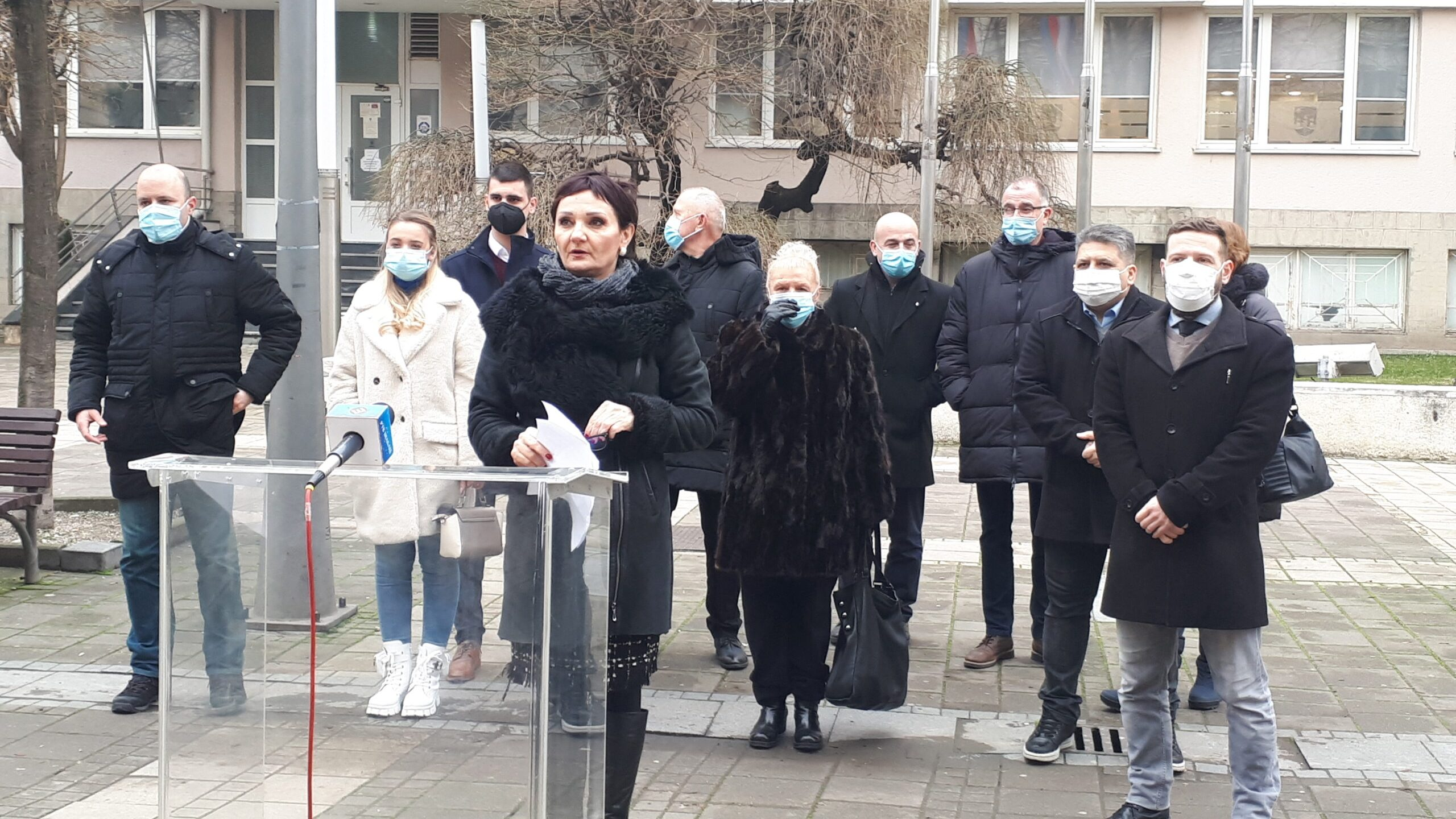 Opozicija kritikovala 100 dana naprednjačke vlasti u Šapcu 1