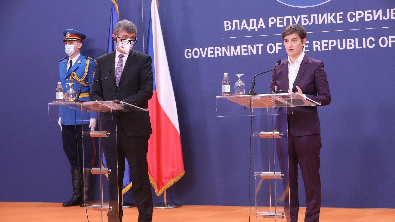 Babiš: Srbija zbog ilegalnih migracija trebalo bi da bude deo Šengenskog prostora 1