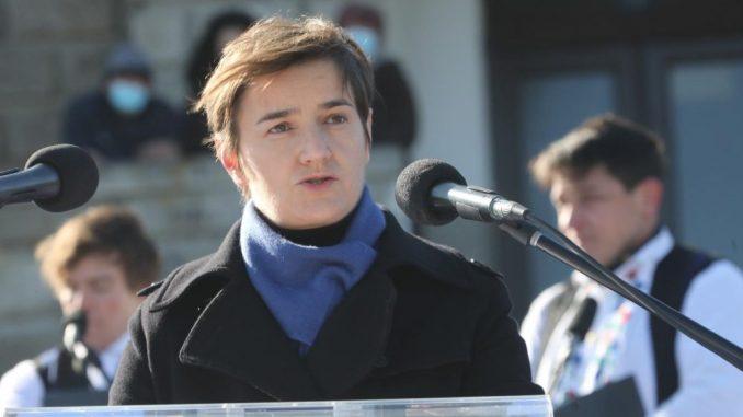 Brnabić: Sretenjskim duhom inspirisana Srbija danas primer mnogima u svetu 1