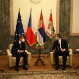 Vučić: Ne mešam se u češko-ruski diplomatski rat 9