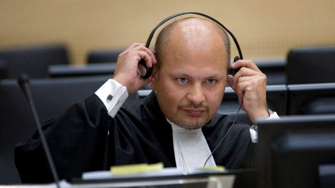 Karim Ahmed Kan: Advokat kao tužilac u Hagu 5