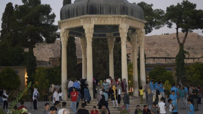 Iran: Na Hafezovom grobu 5