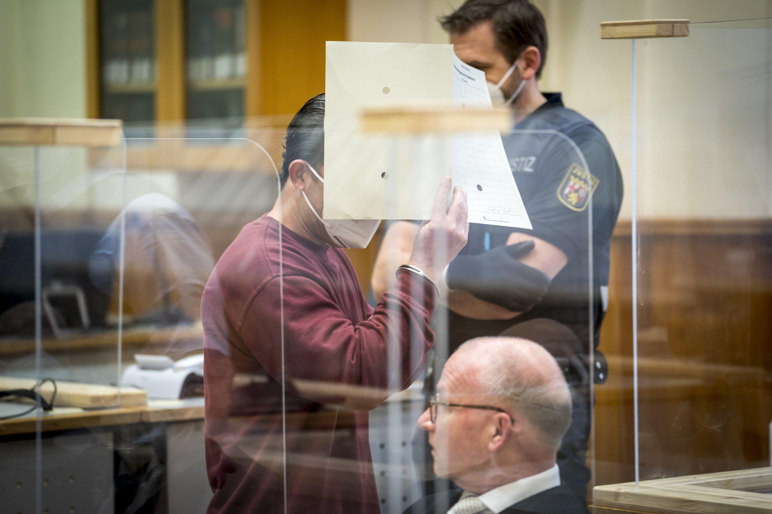 Bivši pripadnik sirijske tajne policije osuđen u Nemačkoj 1