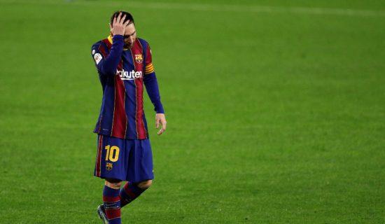 Službeno potvrđeno da Mesi napušta Barselonu 9