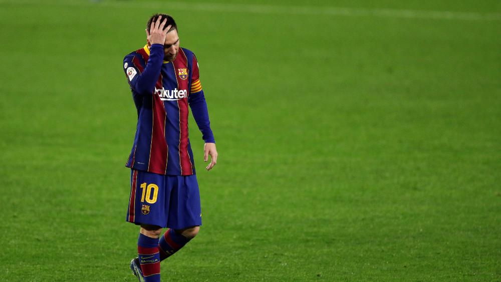 Službeno potvrđeno da Mesi napušta Barselonu 7
