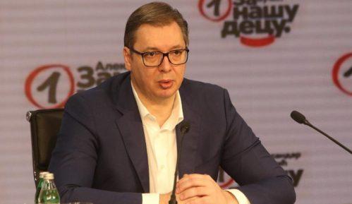 Vučić na Instagramu čestitao ženama 8. mart 5