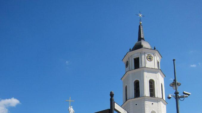 Litvanija: Vilnjus, grad vraćene radosti 1