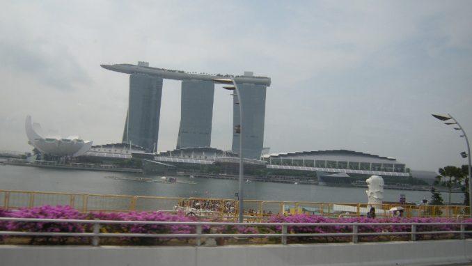 Singapur: Četiri decenije istorije 4