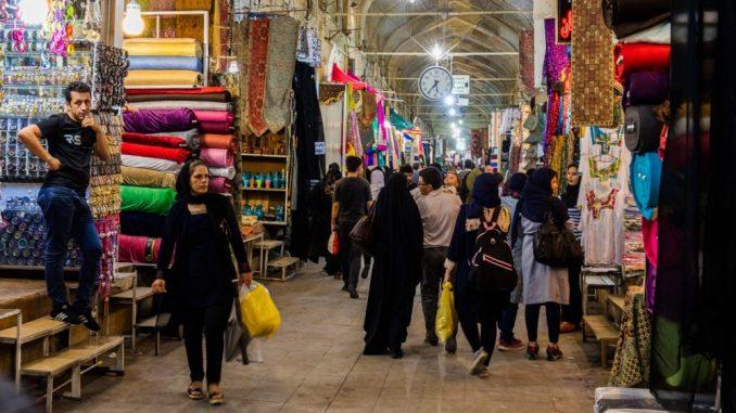 Širaz: Privlačni lavirint Velikog bazara (3) 3